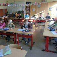 Wilhelm-Busch-Schüler lesen um die Wette