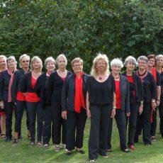 ChoriFeen der Calenberger Musikschule geben Benefizkonzert in der Maschinenhalle