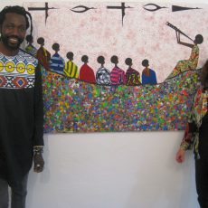 Mit Kunst aus Afrika beschließt der Kunstraum Benther Berg das Ausstellungsjahr