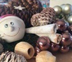 Labora-Wertstoffhof begrüßt die Besucher beim Adventsmarkt am 2. Dezember