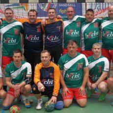 TSV-Handball: Deister Allstars sind chancenlos im Generationenduell