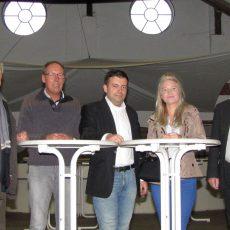 """Zechensaal: Bistro """"Glück-Auf"""" wird ab Mai mit neuem Team eröffnet"""