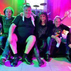 ASB-Bahnhof: Volles Haus bei CATENA' s letztem Konzert