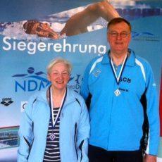 Schwimmen: Ein wahrer Medaillenregen für Gerda Joswig