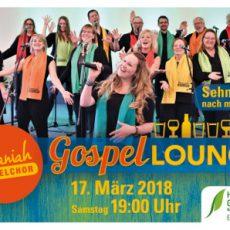 Gospelmusik erklingt in der Hoffnungsgemeinde