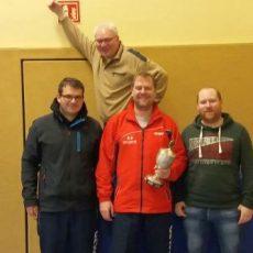 Kirchdorf: Axel Espey sichert sich erneut den Titel des Tischtennis-Vereinsmeisters