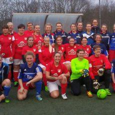 Fußballerinnen vom TSV Barsinghausen unterliegen knapp