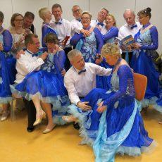 Barsinghäuser Standard-Tanzformation begeistert beim Premieren-Auftritt