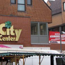 City-Center: Die Geduld der Stadt ist fast ausgeschöpft