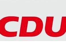 CDU-Stadtverband lädt zur Mitgliederversammlung mit Vorstandswahl ein