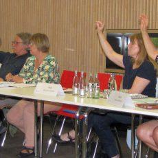 Sozialausschuss beschließt neue Satzung für den Präventionsrat