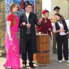 126 Schauspieler der Deister-Freilicht-Bühne fiebern dem Saisonstart entgegen