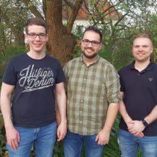 Sebastian Rieger ist neuer Vorsitzender der Jungen Union Barsinghausen