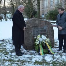 Gedenkstunde erinnert an Leiden der NS-Opfer