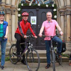 Mariengemeinde und der ADFC feiern am 3. Juni einen Fahrradgottesdienst
