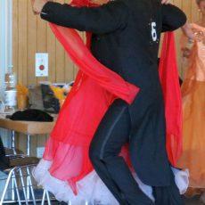 Tanzen: Einen Himmel voller Geigen …