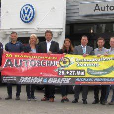 39. Barsinghäuser Autoschau eröffnet neue Wege in die Zukunft