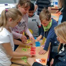 Projekttag: Stedlerschüler erweitern ihren englischen Sprachschatz