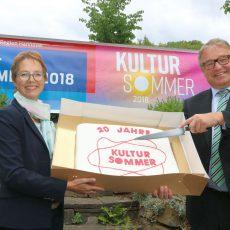 Der Kultursommer der Region Hannover erfreut schon seit 20 Jahren zahlreiche Besucher