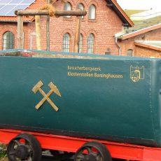 """Beim Sommerstammtisch des Fördervereins Besucherbergwerk steht die """"Wetterlampe"""" im Fokus"""