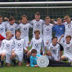 D-Jugend vom der JSG Egestorf/Langreder/Goltern II feiert Staffelmeisterschaft