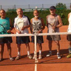 Golterns Tennis-Herren katapultieren sich mit Sieg ins Tabellenmittelfeld