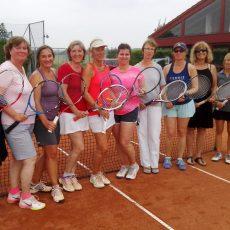Tennisdamen von Grün-Weiß Goltern kämpfen um den Klassenerhalt
