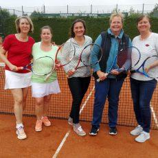 Überraschung: Golterner Tennisdamen gewinnen Lokalderby gegen Leveste
