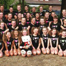 Kirchdorfer TGW-Mädchen zeigen sensationelle Leistungen