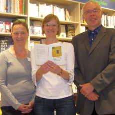 Literaturgottesdienst findet am 22. Juli erstmals im Bücherhaus am Thie statt
