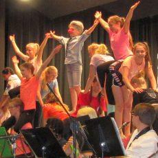 HAG-Sommerkonzert begeistert diesmal auch mit zirkusreifer Artistik