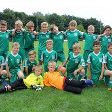 F-Junioren vom VSV Hohenbostel krönen sich zum Meister