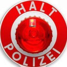 Hohe Bußgelder drohen: Polizei überwacht auch zu Ostern die Einhaltung der Kontaktsperre