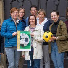 Zehn Jahre Jugendband werden im Projektgottesdienst in der Klosterkirche gefeiert