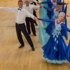 Tanzen: Reinhard und Sabine Brandes feiern Aufstieg in die C-Klasse