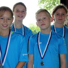 Barsinghausens Schwimmer gehen zum Saisonabschluss noch mal ans Limit