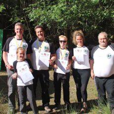 Barsinghäuser Bogenschützen feiern Erfolge auf Landesebene