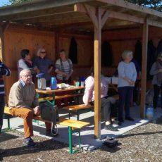 Für die Langreder Boulisten zählen der Spaß und die Gemeinschaft