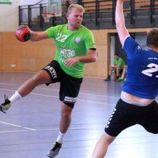 HVB gewinnt schweißtreibenden Test für die Oberligasaison