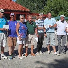 Boule: Dreistellige Teilnehmerzahl beim Gert-Klose-Turnier in Großgoltern