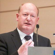 Niedersächsischer Finanzminister Reinhold Hilbers gastiert bei CDU-Mittelstandsvereinigung (MIT)