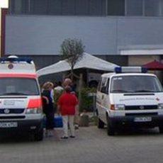 DRK lädt zur Blutspendeaktion beim Fitnesscenter ein