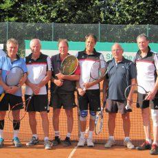 Senioren-Tennis: Munzel macht den Aufstieg in die Verbandsklasse perfekt