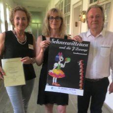 Marlis-Ragge-Stiftung greift Vereinen mit Zuwendungen unter die Arme