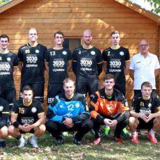 Saisonstart: Der HVB ist zurück in der Oberliga und will dort auch bleiben