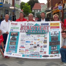 Programm für das 47. Barsinghäuser Stadtfest: Alle Altersklassen kommen auf ihre Kosten