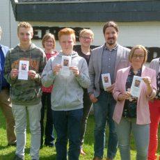 """Petrusgemeinde und Stadt laden in die Wanderausstellung """"Mini-Mathematikum"""" ein"""