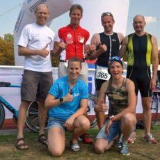 TSV-Triathleten demonstrieren ihre Stärken in Celle und Hameln