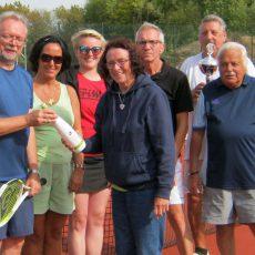 Tennis: JEKAMI-Turnier beim TSV Kirchdorf sorgt für Spannung