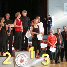 Tänzer aus dem Breitensport verzaubern in Barsinghausen mit tollen Leistungen